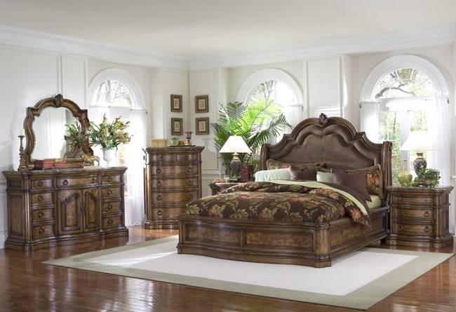 Furniture Sets High End Bedroom Modern White
