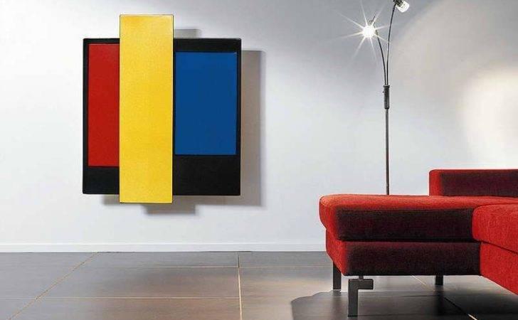 Furniture Unique Colorful Piet Mondrian