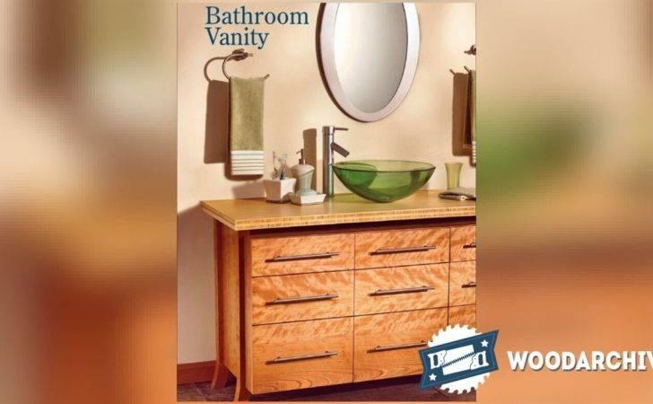 Further Bedroom Furniture Craftsman Style Vanity Woodworking Plans