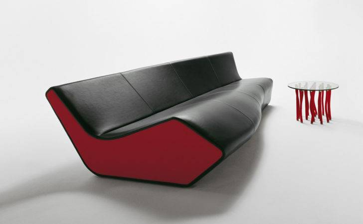 Futuristic Sofa Designs Ultra Modern Living Rooms Home Interior
