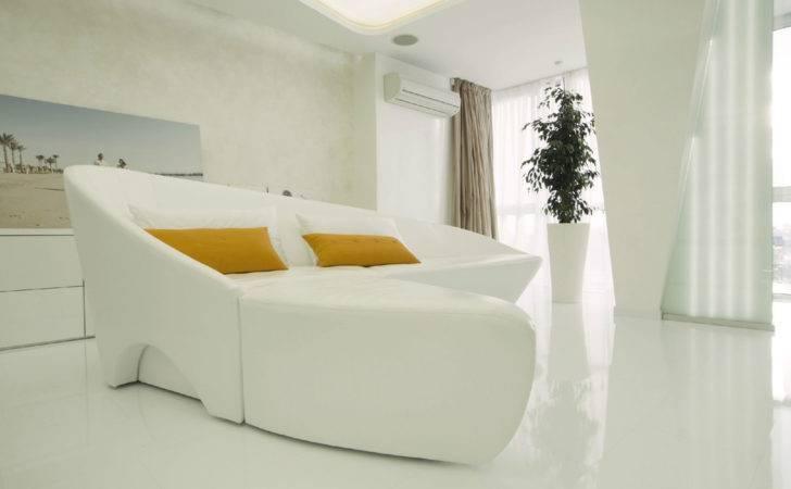 Futuristic Sofa Interior Design Ideas