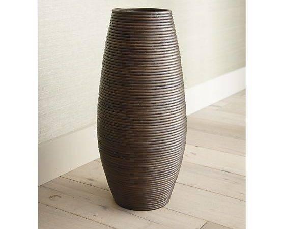 Galang Floor Vase Umbrella Stand Crate Barrel Stands