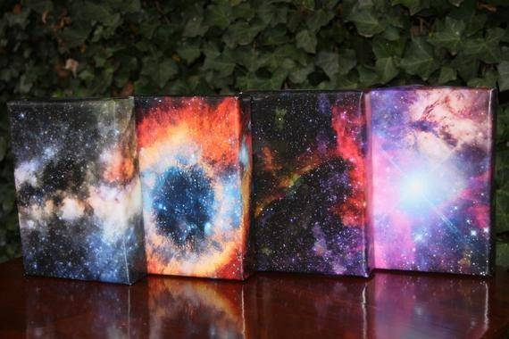 Galaxy Gift Wrap Wrapping Paper