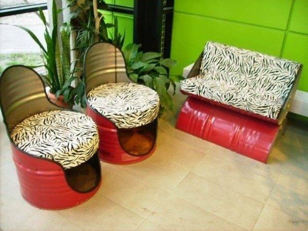 Gallon Metal Drum Project Ideas Home Design