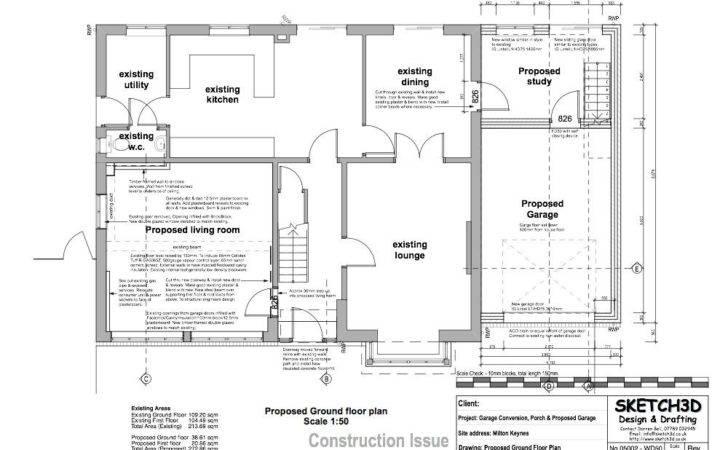 Garage Conversion Floor Plans Home Design