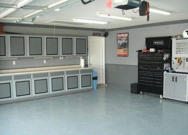 Garage Design Also Interior Ideas One Car