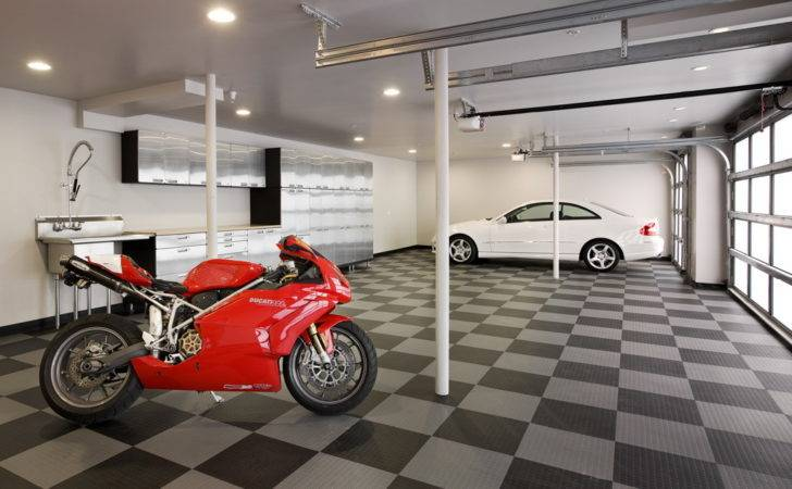 Garage Interior Design Ideas Consider
