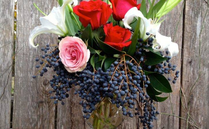 Garden Berries Your Floral Arrangements Flowers
