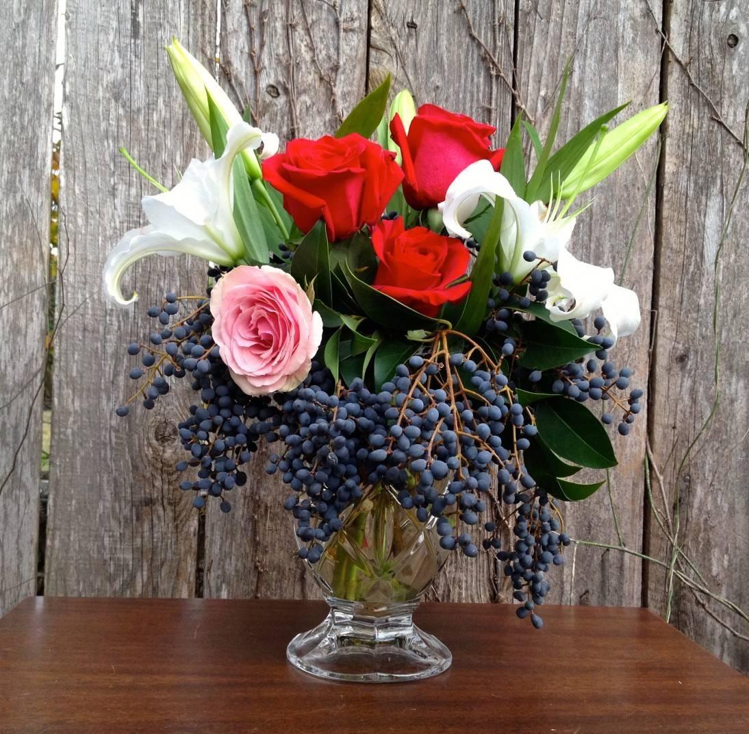 Garden Berries Your Floral Arrangements Flowers