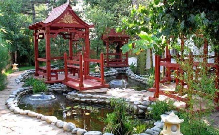 Garden Chinese Design Philosophy Rock