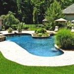 Garden Design Landscaping Ideas Pool Area