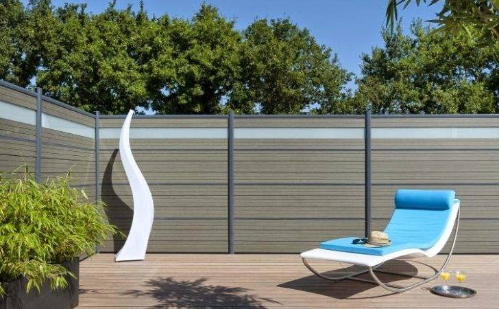Garden Fence Panels Functional Ideas Modern Fencing