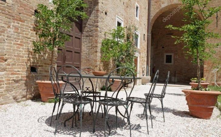 Garden Furniture Italian Backyard Malgorzata