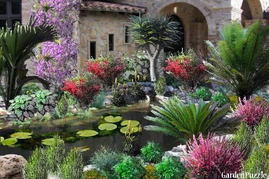 Garden Grotto Design Hidden
