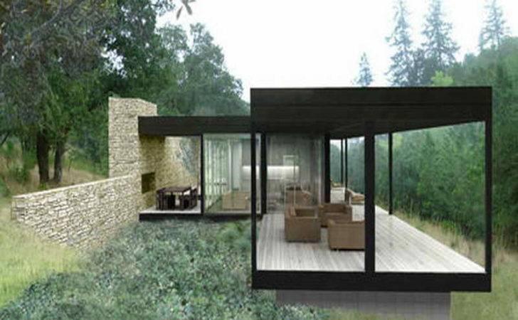 Garden Modern Modular Home Plans Ideas Prefab Design