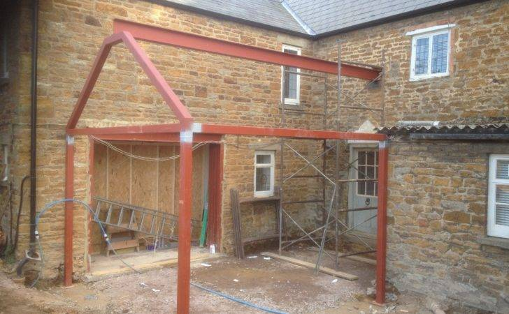 Garden Room Extension Listed Building