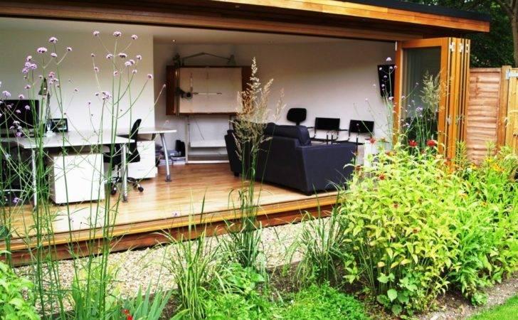 Garden Rooms Outdoor Offices Home Rocks