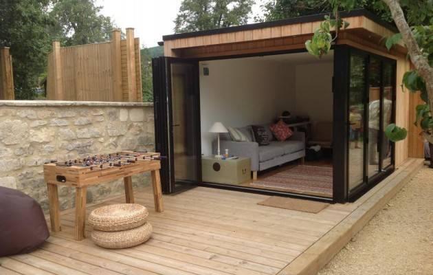 Garden Rooms Room Office Studio