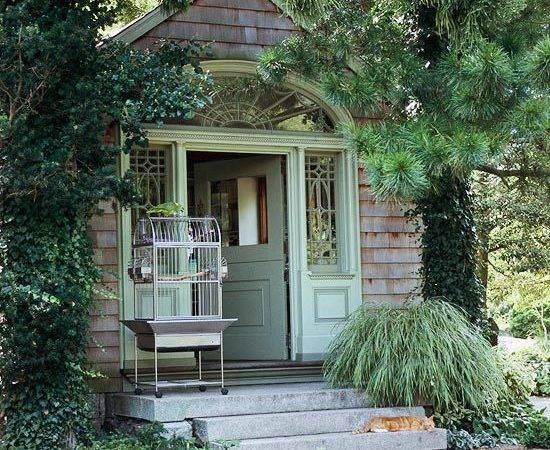 Garden Shed Ideas Sheds Grand Entrance