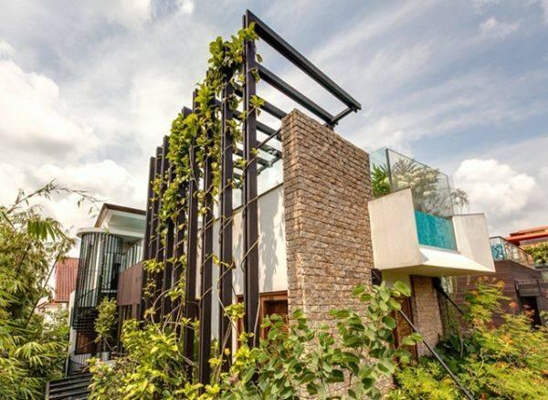 Garden Villa Vertical Gardens Dream Like Quality Home