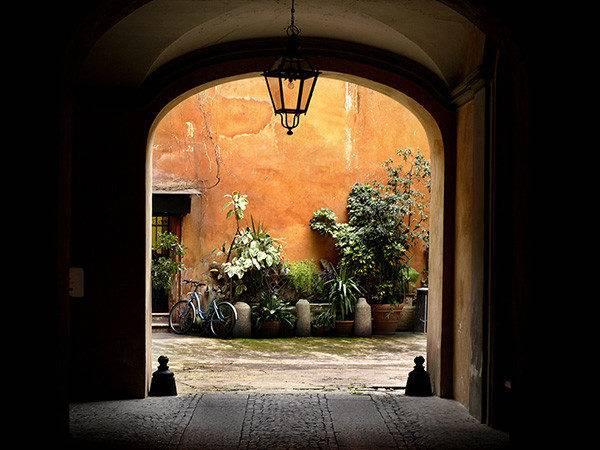 Gardening Italian Style Backyard Landscape Ideas Small Yards