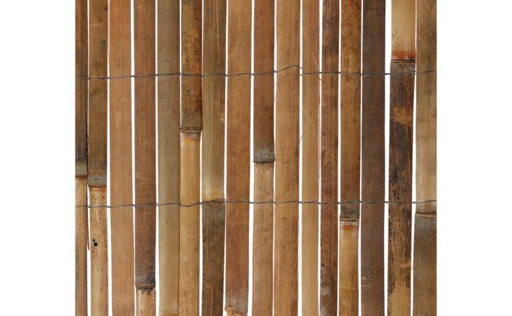 Gardman Split Bamboo Privacy Panel Fencing Hayneedle
