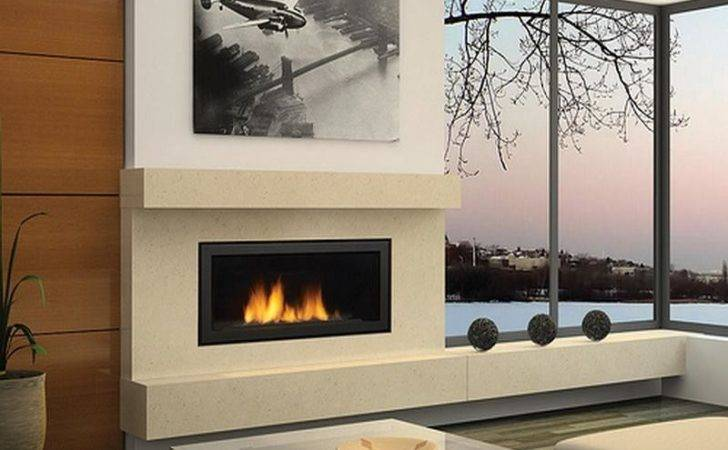 Gas Fireplaces Modern Custom