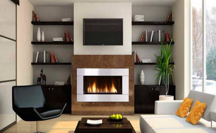 Gas Minimalist Design Modern Fireplaces Corner Fireplace