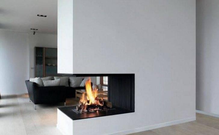 Gas Wall Fireplace Fireplaces Modern