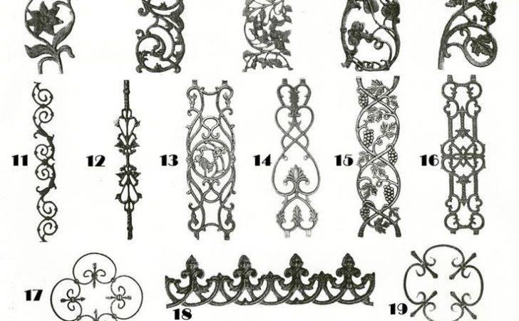 Gate Designs Wrought Iron