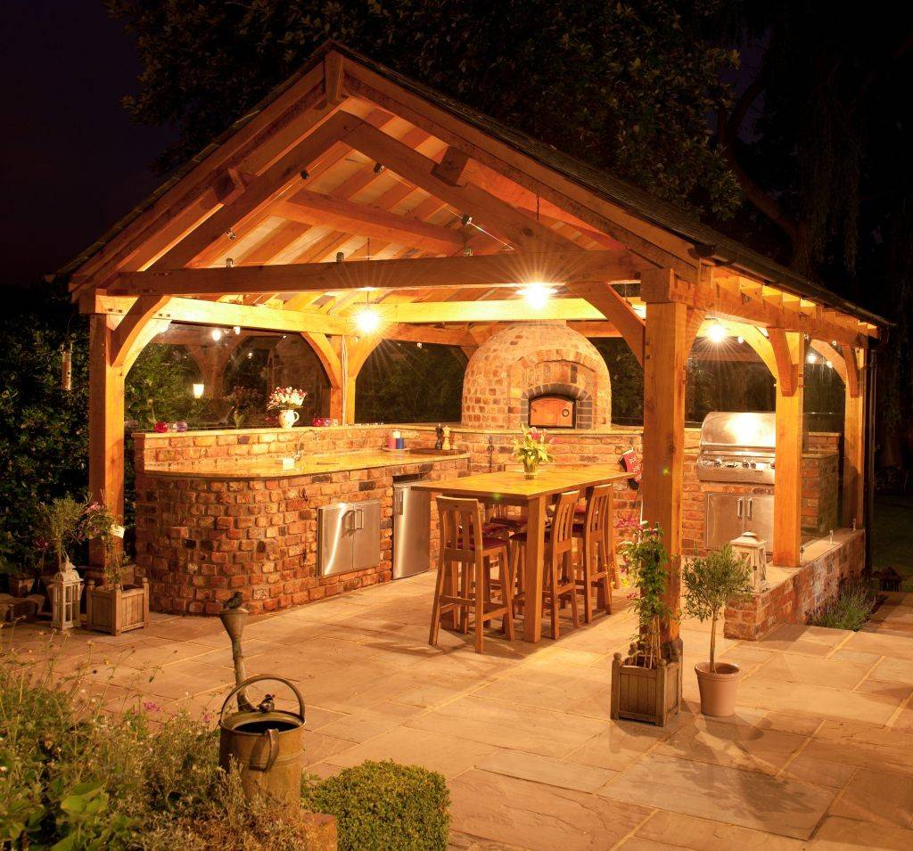 Gazebo Lighting Ideas Projects Your Backyard Interior