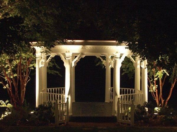 Gazebo Your Garden Needs Star Show Outdoor Lighting