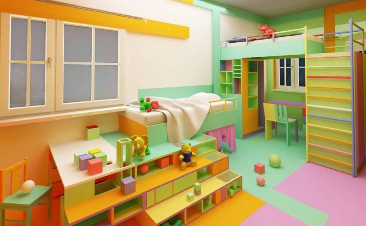 Gemelli Color Kids Room