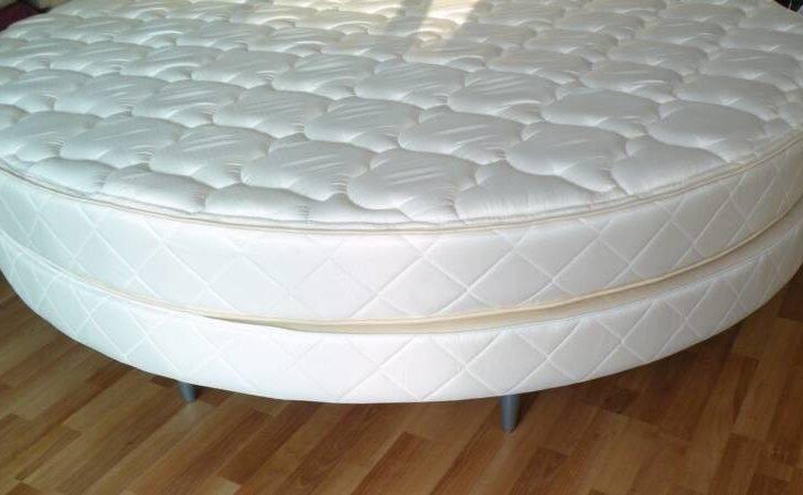 Genius Round Bed Mattress Tierra Este