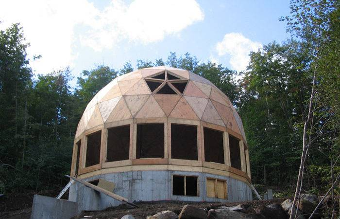 Geodesic Dome Home Problems Homes
