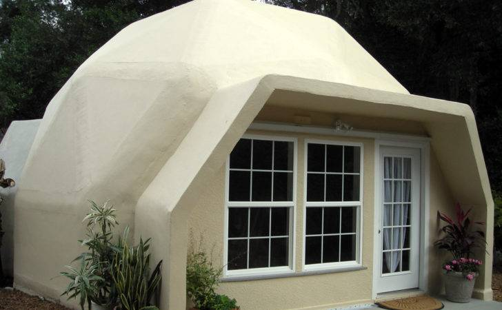Geodesic Dome House Kit Panelized Prefab Eco