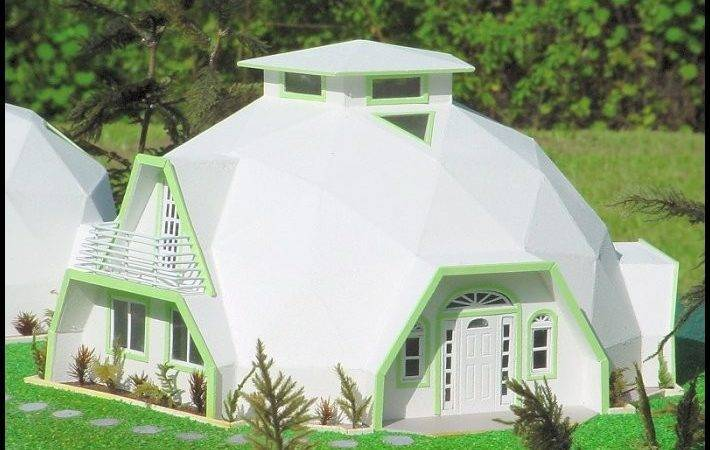 Geodesic Style Homes Dome House