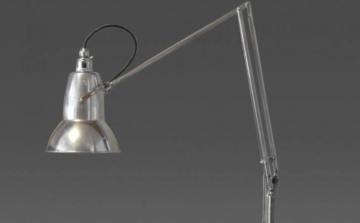 George Carwardine Anglepoise Lamp Four