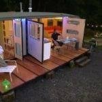 George Clarkes Amazing Spaces Bus Horsebox Loo