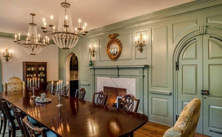 Georgian Colonial Home Interior Design Ideas Best