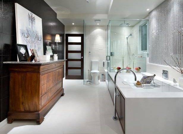 Get Designer Look Less Bathroom Tips