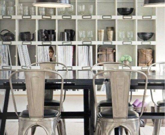 Get Look Industrial Chic Home Style Decorating Blog