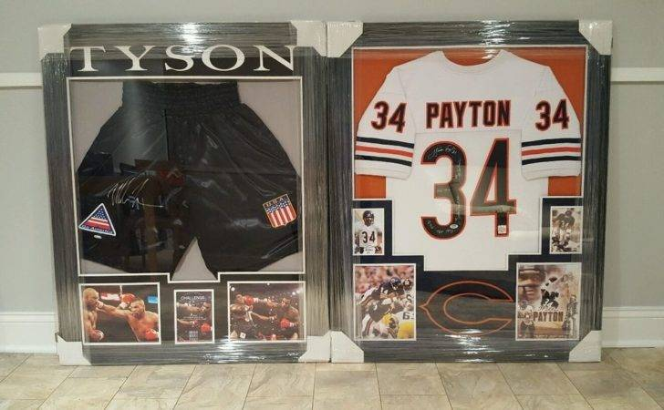 Get Your Jersey Custom Framed Any Team Sport Ebay