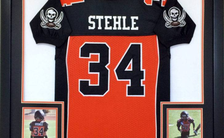 Get Your Son Daughters Youth Jersey Framed Baseball Football