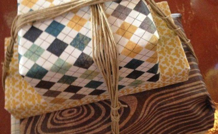 Gift Wrap Scrap Booking Paper Twine Wrapping Pinterest