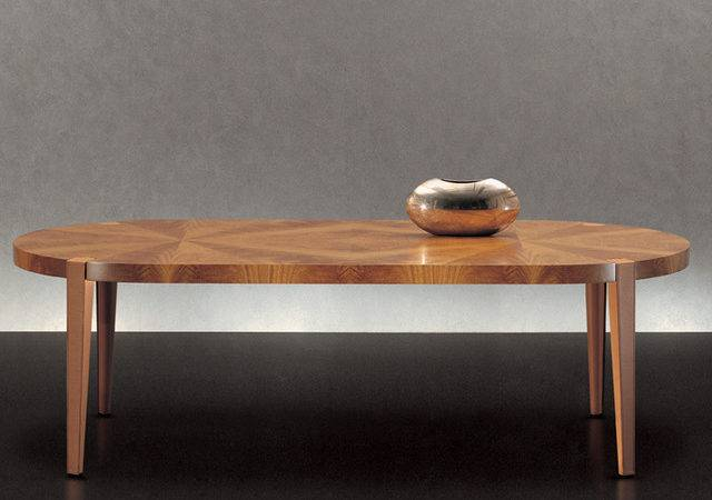 Giorgetti Victor Round Dining Table Modern Tables