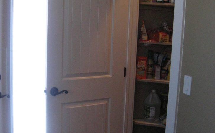 Girl Air Blog Chalkboard Magnetic Pantry Door