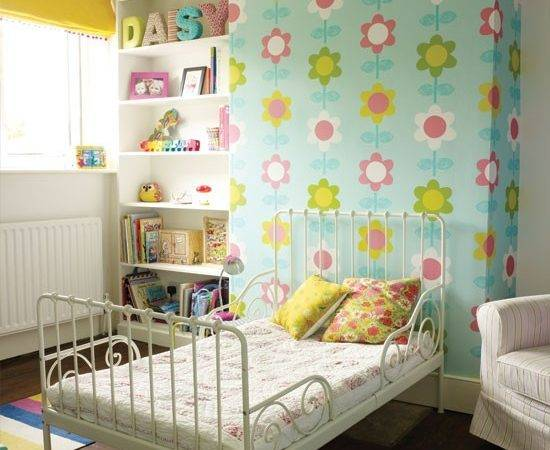 Girl Bedroom Childrens Room Decorating Ideas