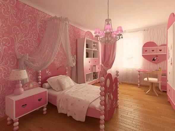 Girls Bedroom Ideas Home Design