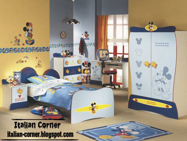 Girls Bedroom Themes Italian Room Ideas